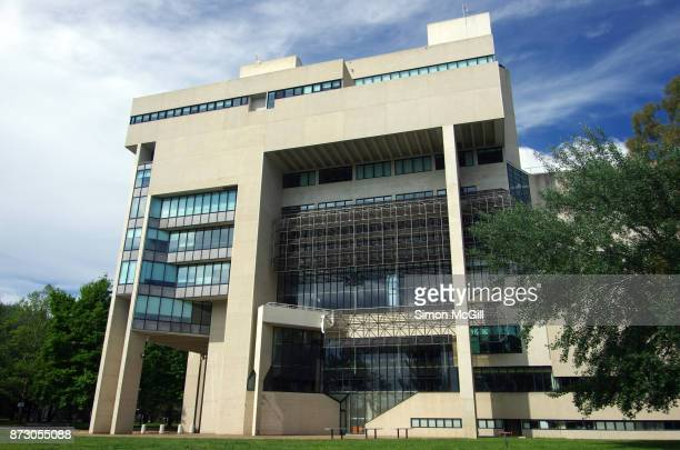 high court of australia, parkes, canberra, australian capital territory, australia - australian capital territory stock pictures, royalty-free photos & images