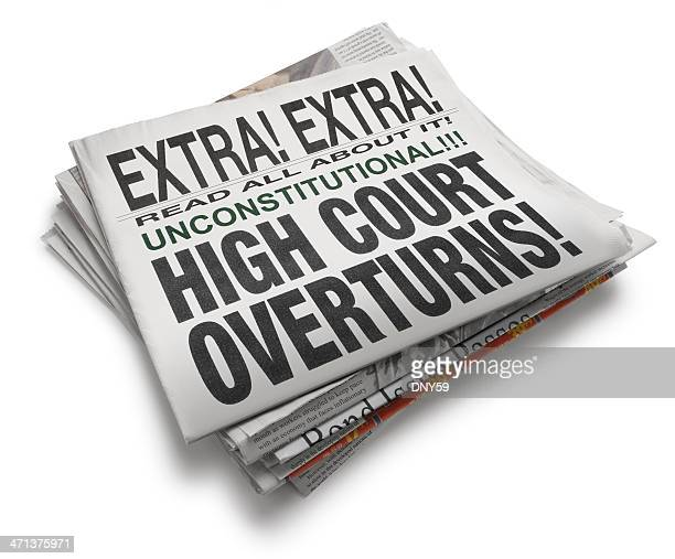 High Court Overturns