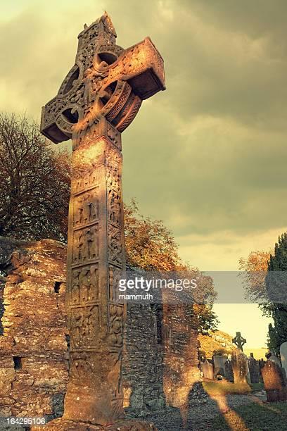 high cross in Monasterboice