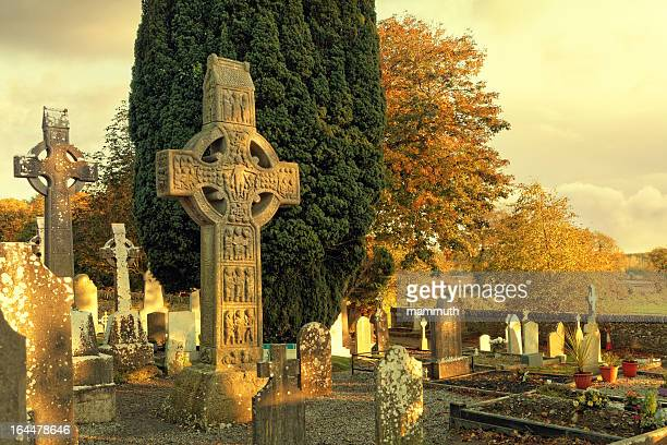 high cross in Monasterboice