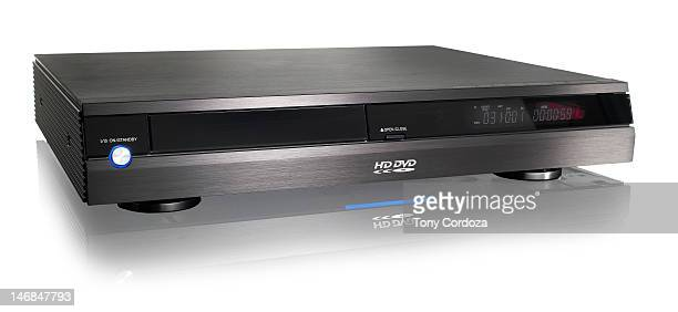 high definition dvd player - dvd player stock photos and pictures