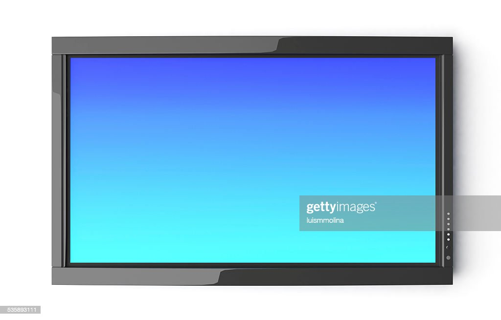 High Definition TV : Stockfoto