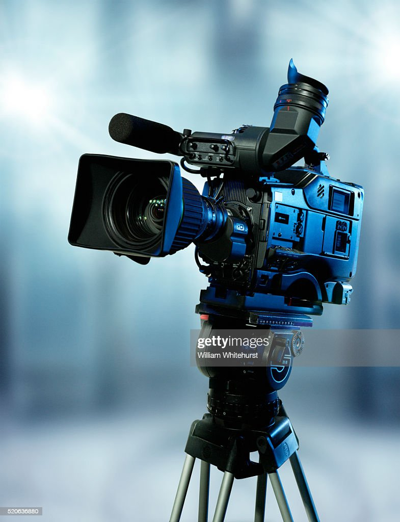 High Definition Video Camera : Stock Photo