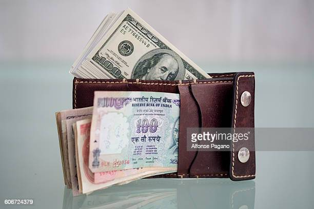 high finance - indian currency stock photos and pictures