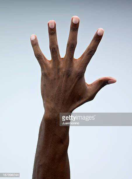 high five - afro caribbean ethnicity stock pictures, royalty-free photos & images