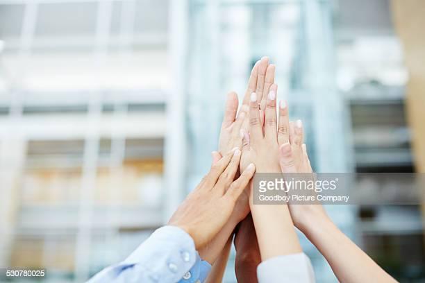 High fives todo