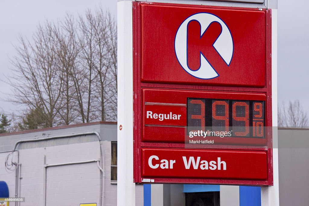 Circle K Gas Prices >> High Gas Price At Circle K Station High Res Stock Photo