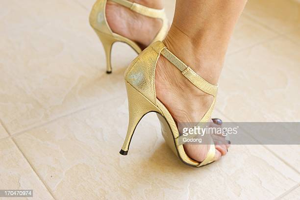 High heeled shoes United Arab Emirates