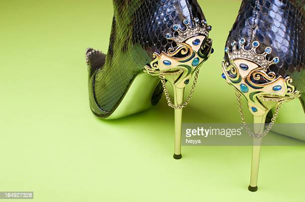 high heels - stiletto stock pictures, royalty-free photos & images