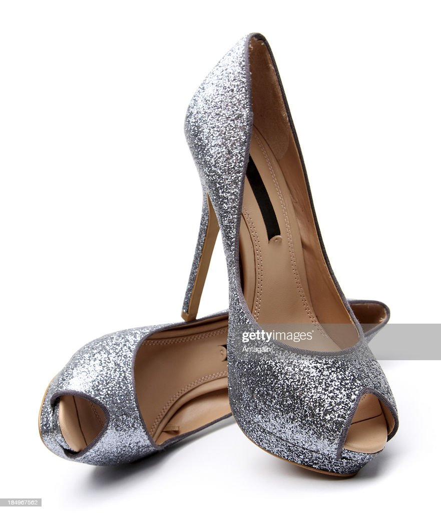 High Heels Shoes : Stock Photo