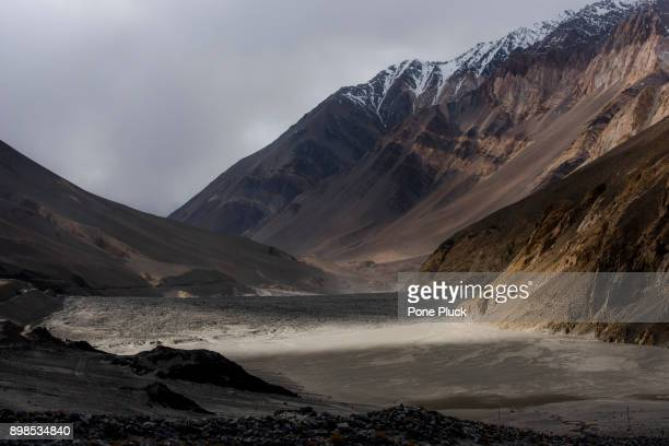 High Himalaya mountains, Himachal Pradesh, Indian