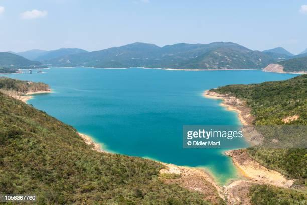 High Island Reservoir in Sai Kung, Hong Kong