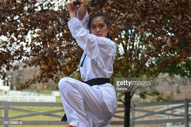high katana - gerville stock pictures, royalty-free photos & images