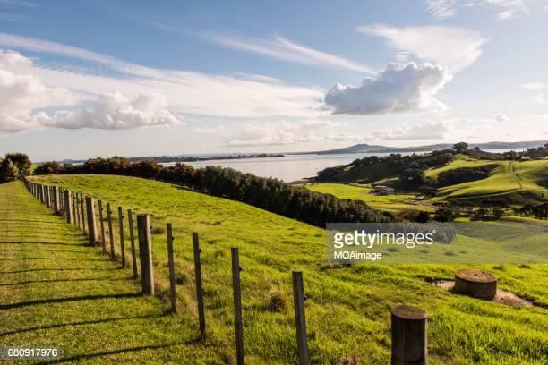 High landscape,Waiheke Island,Auckland