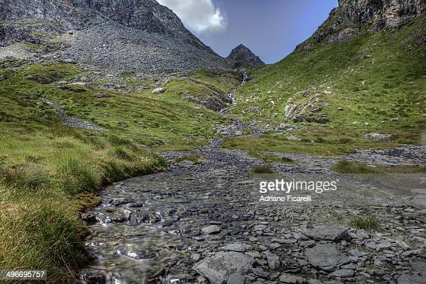 high mountain water - adriano ficarelli stock pictures, royalty-free photos & images