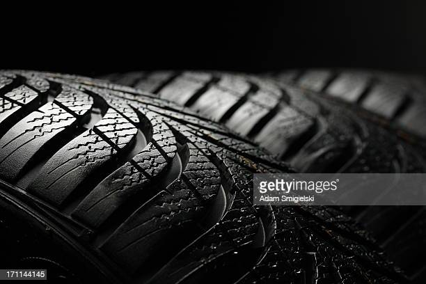 Leistungsstarke Reifen