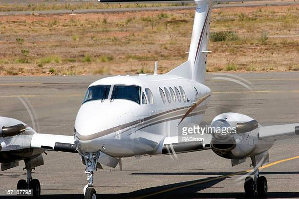 High Performance Turboprop Aircraft