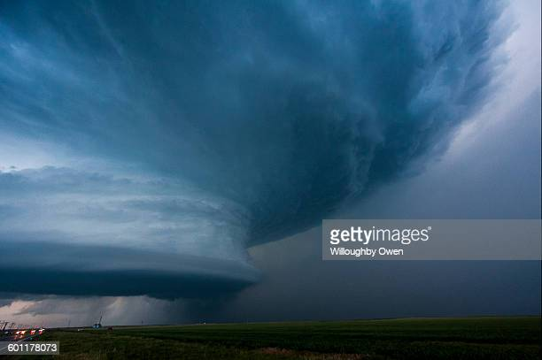 High Plains Supercell
