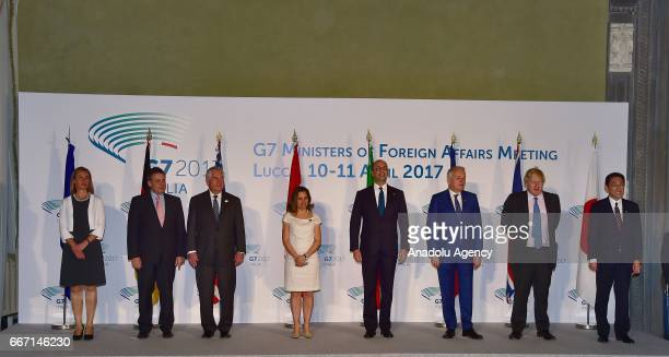 High Representative of the European Union for Foreign Affairs and Security Policy Federica Mogherini German Minister of Foreign Affairs Sigmar...