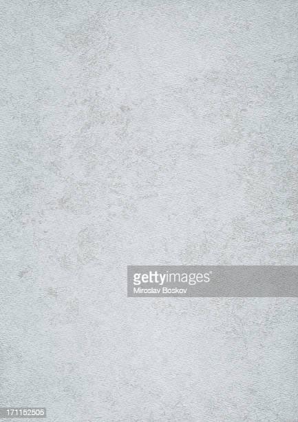 高解像度アクリル最高のパウダーブルーのグランジの水彩画紙の質感