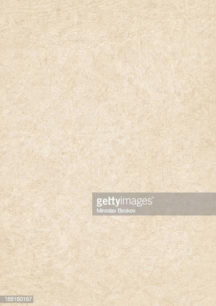 de alta resolução de papel antigo textura grunge pele de animal - bege - fotografias e filmes do acervo