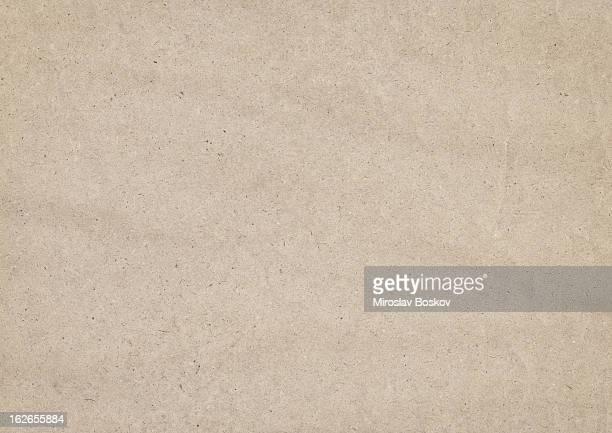 高解像度のアンティークブラウンのクラフトリサイクル紙グランジテクスチャ