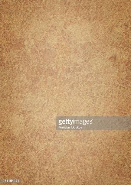 High Resolution Brown Grunge Painted Vignetted Watercolor Paper Texture