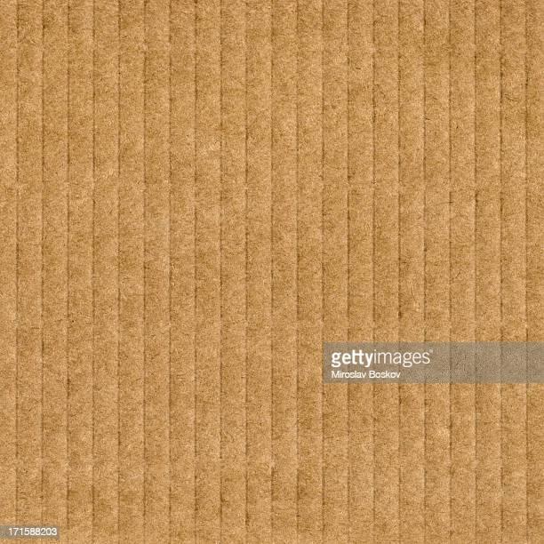 High Resolution Cardboard Corrugated Grunge Brown Texture
