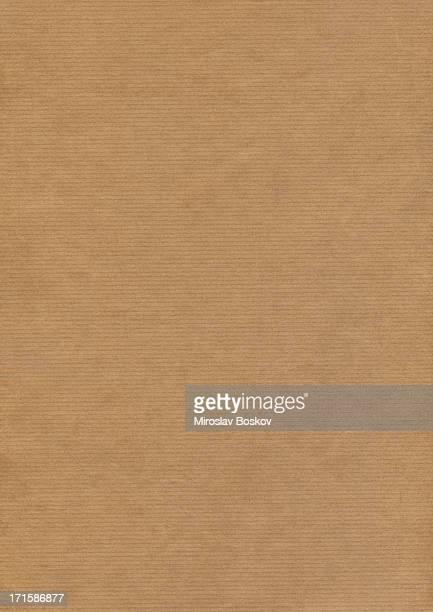 Haute résolution Texture de papier Kraft brun