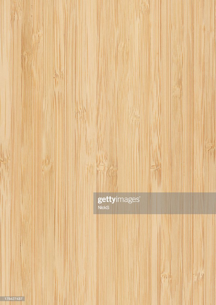 High resolution light-colored bamboo background : Stock Photo