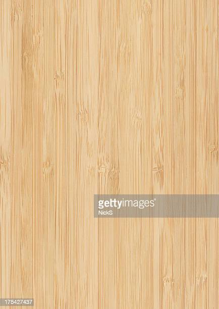 high resolution light-colored bamboo background - plank timber stock photos and pictures