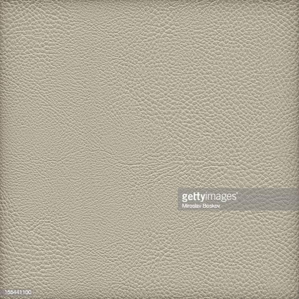 High Resolution Pale Beige Naugahyde Crumpled Vignette Grunge Texture
