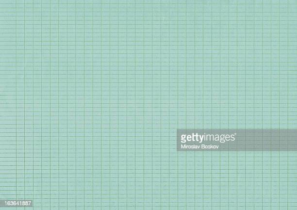 High Resolution Pale Emerald Green Checkered Graph Paper Background