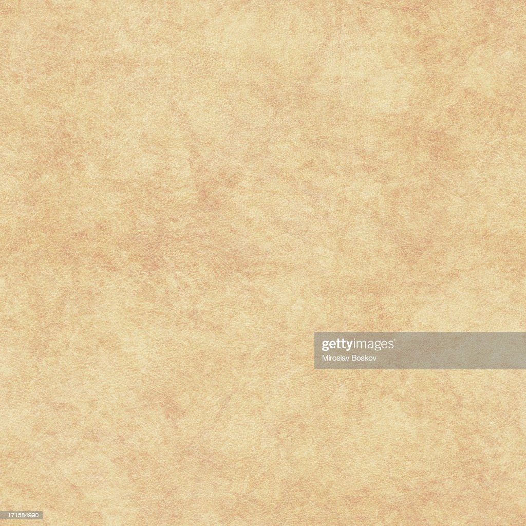 High Resolution Parchment Seamless Texture : Stock Photo