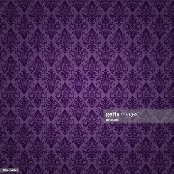 high resolution patterned wallpaper - victorian style stock pictures, royalty-free photos & images