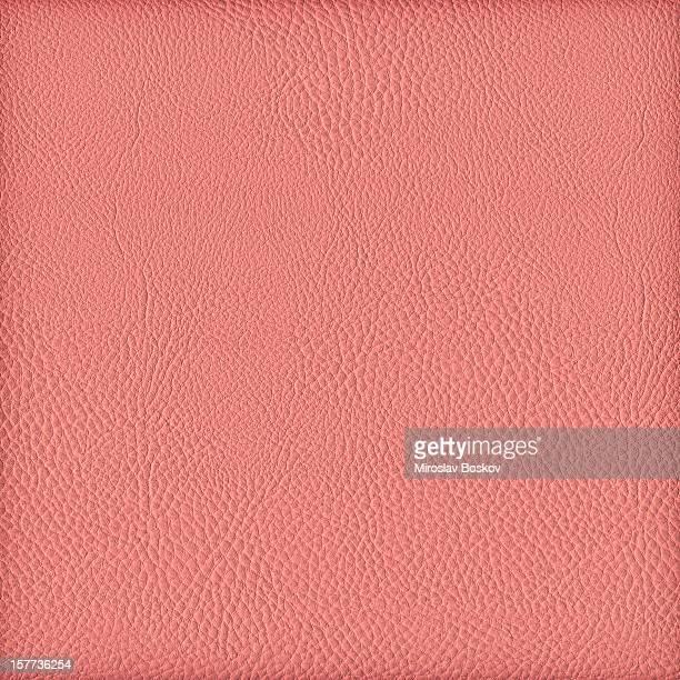 High Resolution Pink Naugahyde Crumpled Vignette Grunge Texture