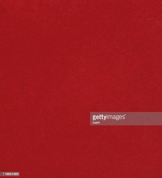 高解像度の赤のベルベットの面の背景