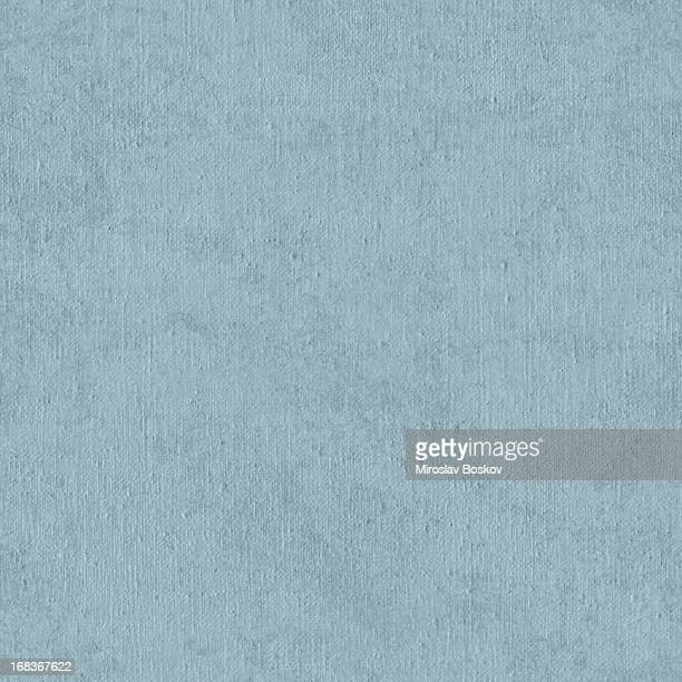 High Resolution Seamless Artist's Primed Linen Canvas Powder Blue Texture