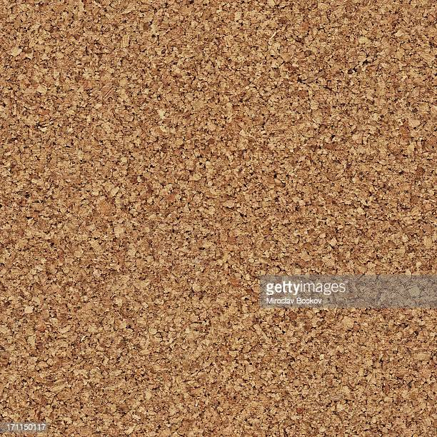 high resolution seamless natural brown cork texture wall pattern tile - cork material stock pictures, royalty-free photos & images