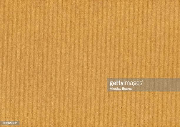 High Resolution Striped Brown Paper Grunge Texture