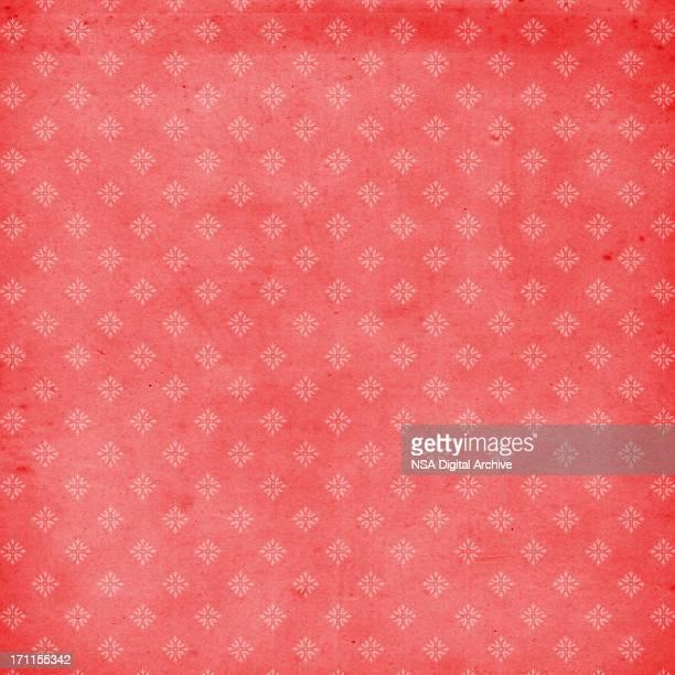 High Resolution Vintage Red Wallpaper