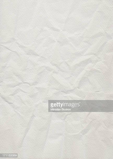 High Resolution Watercolor Crushed Paper Texture Sample
