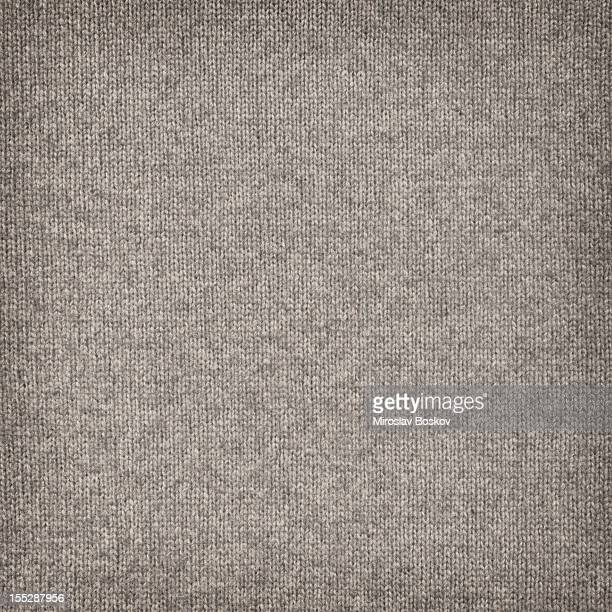 High Resolution Woolen Woven Fabric Beige Vignette Texture