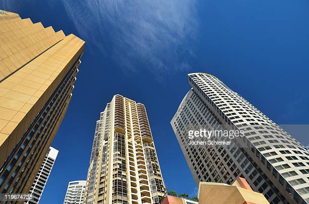 High rise buildings, Sydney