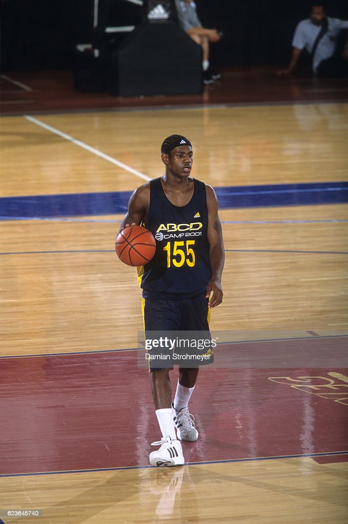 pretty nice 700ce 675e3 LeBron James in action during Pool D game at Rothman Center ...