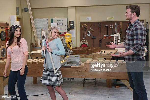 DADDY 'High School Diplomacy' The gang goes back to high school in an allnew episode of 'Baby Daddy' airing WEDNESDAY JUNE 15 on Freeform DANIELLA