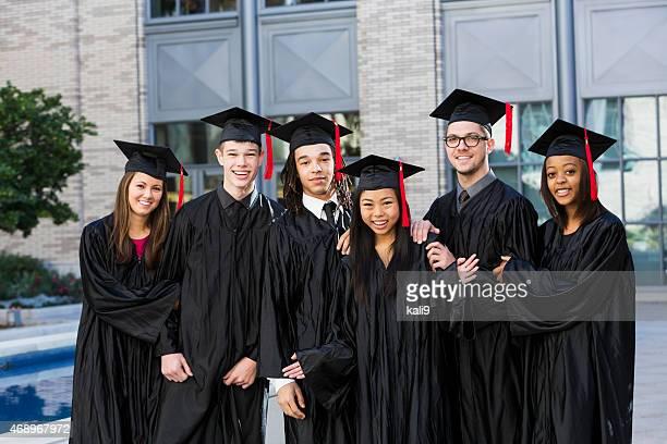 High school graduating class