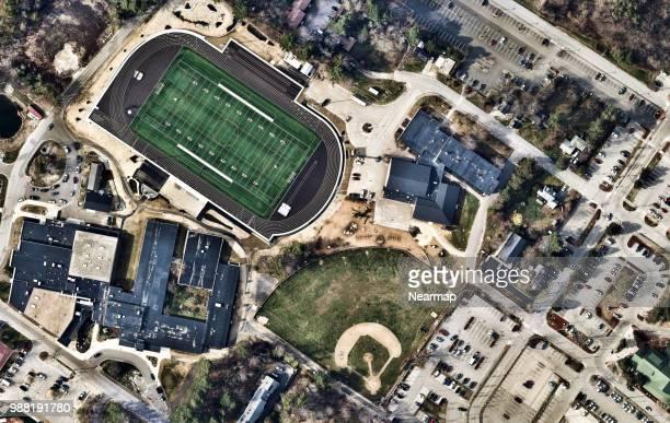 High School in Portland, Maine, United States