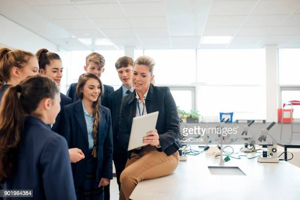 high school lesson - uniform stock pictures, royalty-free photos & images