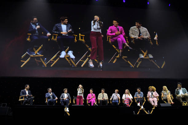 """CA: Disney+ Screening And Panel – """"High School Musical: The Musical: The Series"""" At D23 Expo Friday, August 23"""